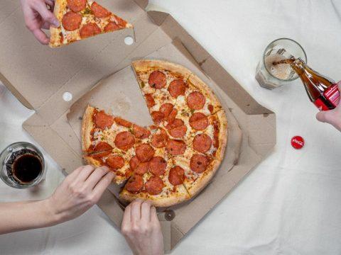 Pizza à emporter à Rouen
