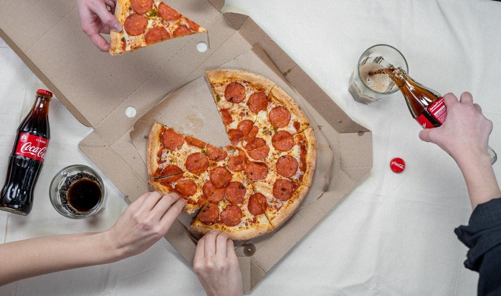 3 bonnes raisons de choisir une pizza à emporter à Rouen